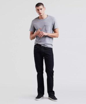 Мужские джинсы Levis 514 - Dark Hollow