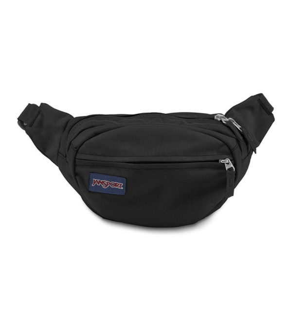 Сумка бананка JanSport Fifth Ave Fanny Pack - Черная