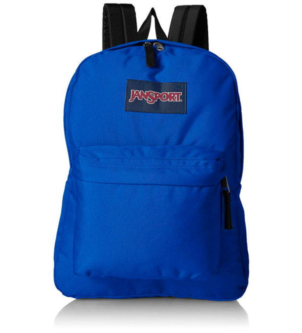 Рюкзак JanSport SuperBreak Универсальный - Regal Blue