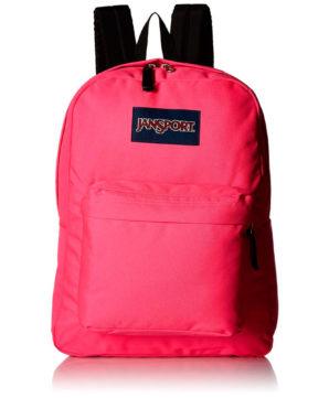 Рюкзак JanSport SuperBreak Универсальный - Розовый