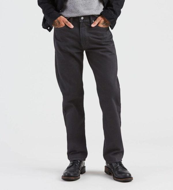 Классические джинсы Levis 505 - Черные
