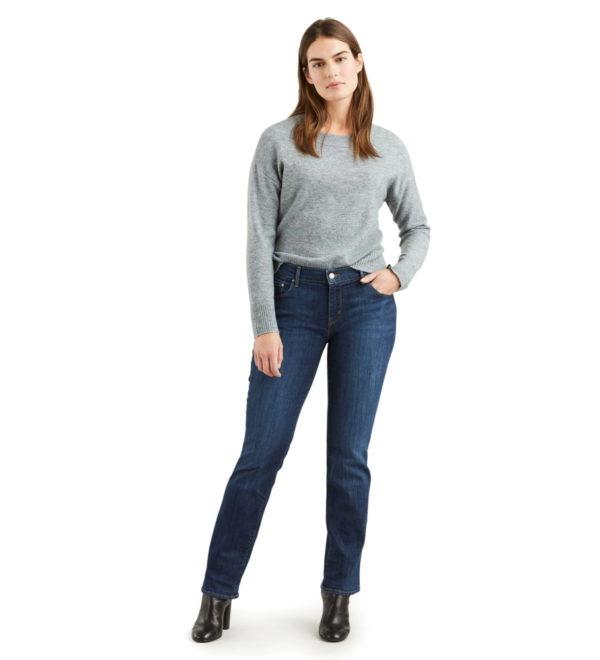 Классические джинсы Levis 505 - Sleek Blue
