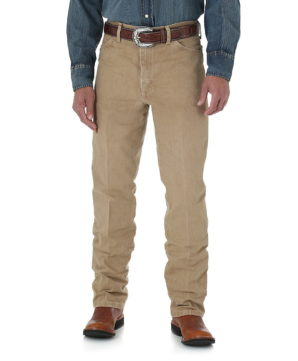 Джинсы Wrangler 933 Silver Edition - Tan