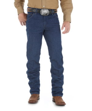 Джинсы Wrangler 47MWZ Regular Fit - Prewashed Indigo