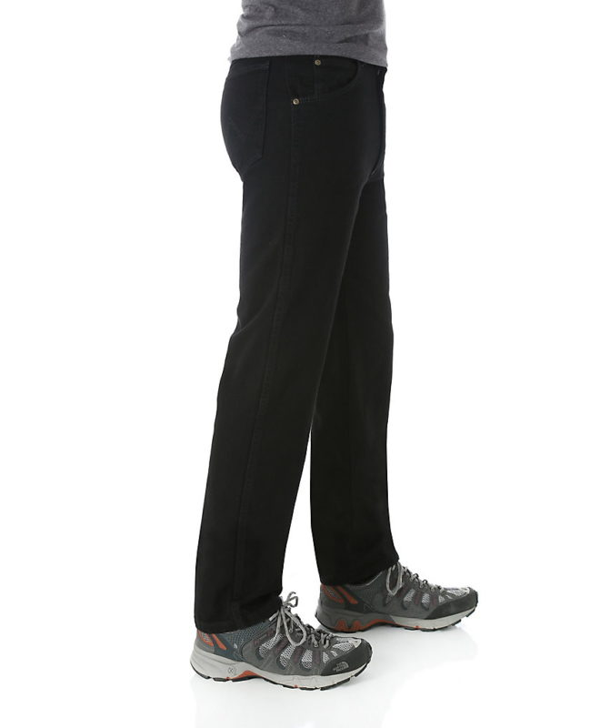 Джинсы Wrangler Rugged Wear - Черные