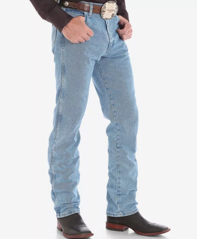 Джинсы Wrangler 13MWZ Original Fit - Antique Wash