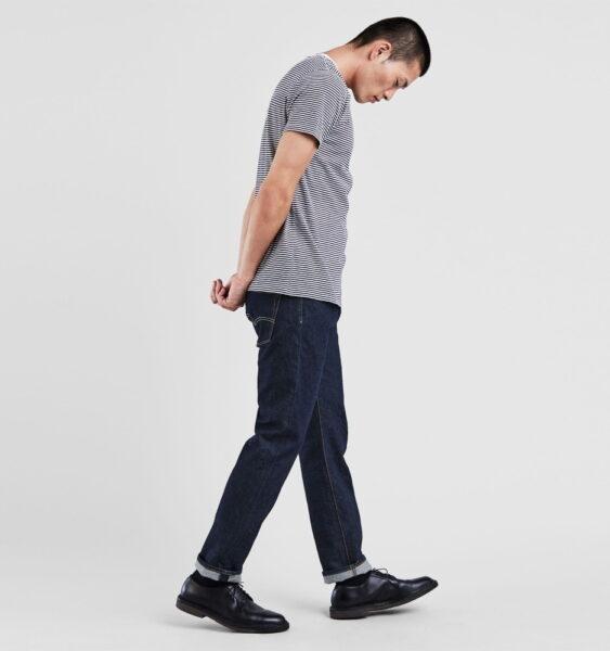 Levi's 501 Original Fit Stretch Jeans - the Rose-2