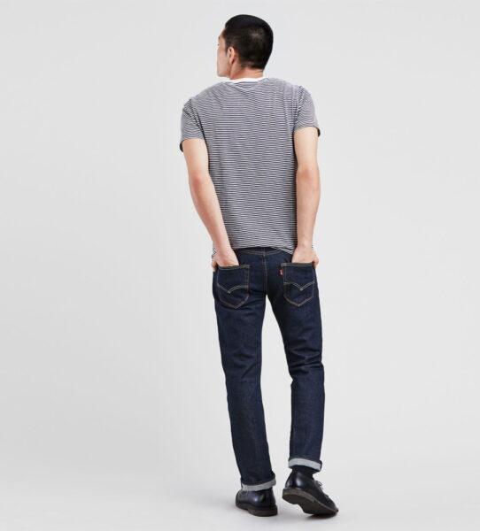Levi's 501 Original Fit Stretch Jeans - the Rose-3