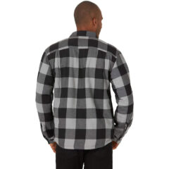 Wrangler-Authentics-Long-Sleeve-Sherpa-Lined-Shirt---Grey-Buffalo-2