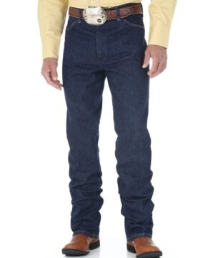 Узкие джинсы Wrangler Slim Fit 937STR- Navy