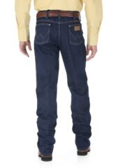 Wrangler 937STR Slim Fit Bootcut Jeans - Navy-3