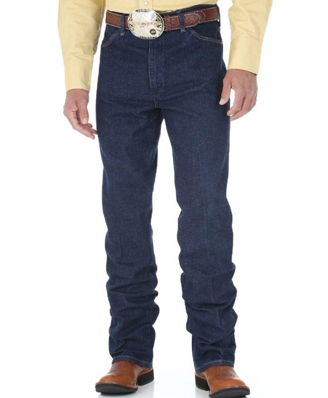 Узкие джинсы Wrangler Slim Fit 937STR- Navy
