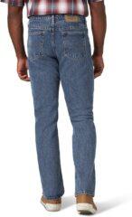 Wrangler Authentics Mens Regular-Fit Jean - Vintage Blue Grey 2