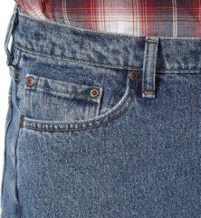 Wrangler Authentics Mens Regular-Fit Jean - Vintage Blue Grey 5